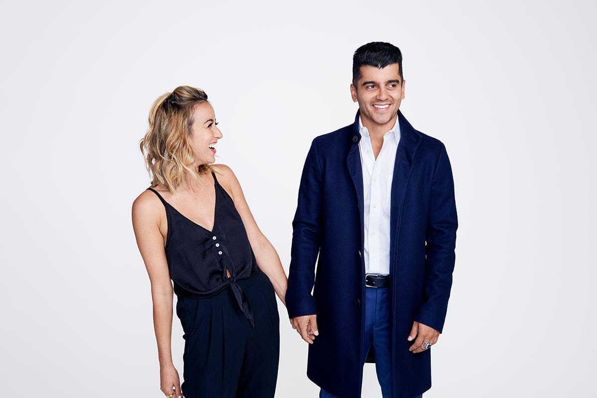 Attorneys Andre and Lauren Dayani